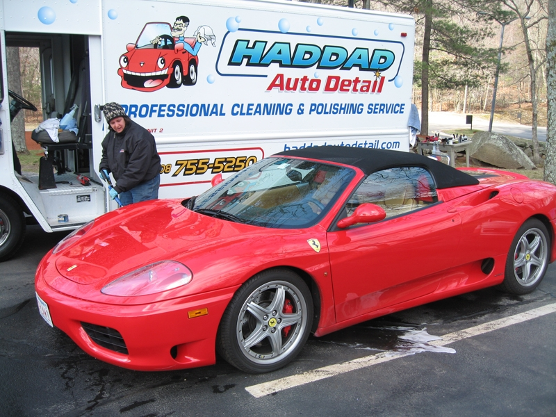 Haddad Auto Detail Photo Gallery